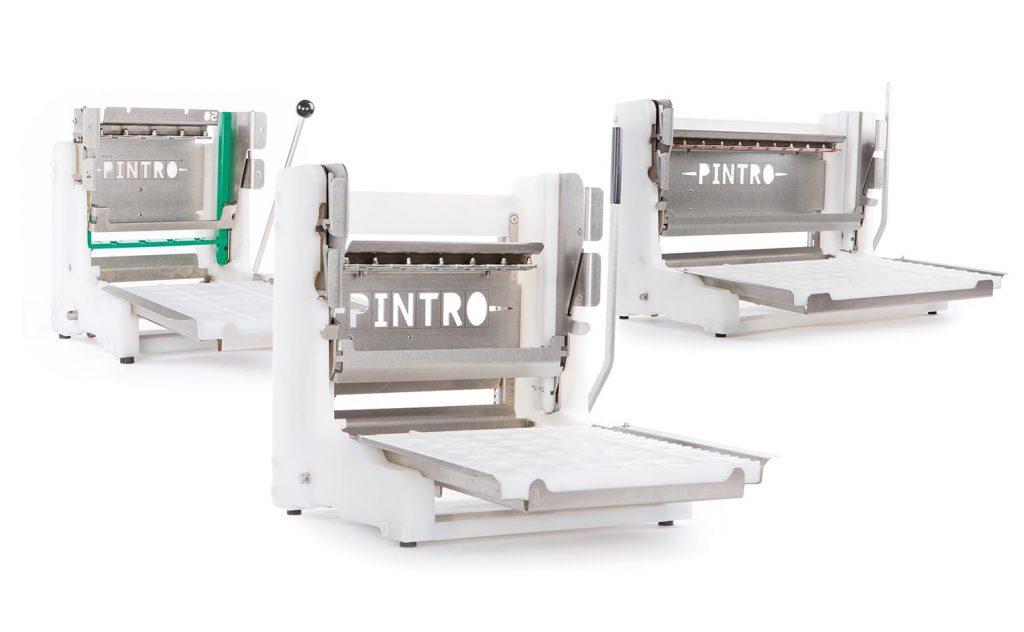 2013 manuellen spießmaschinen PINTRO