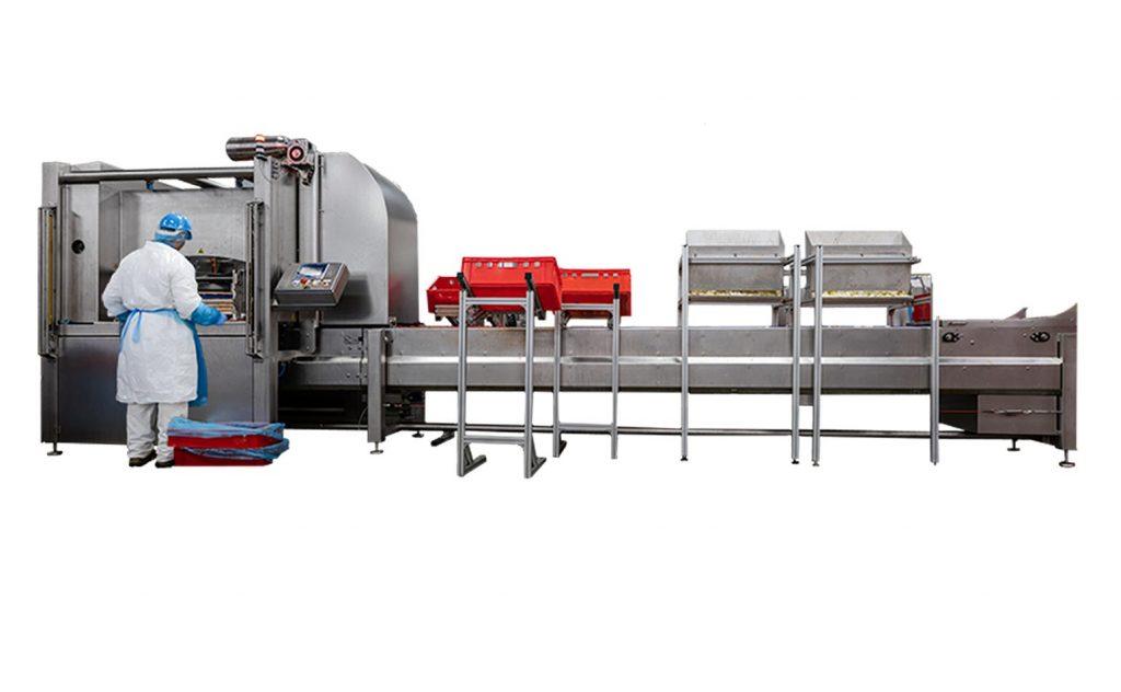 2019 halbautomatische Spießmaschine P3000