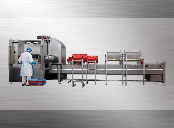 P3000 halb-automatische spießmachine pintro