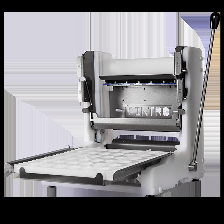 PINTRO p480 manuelle spießmachine