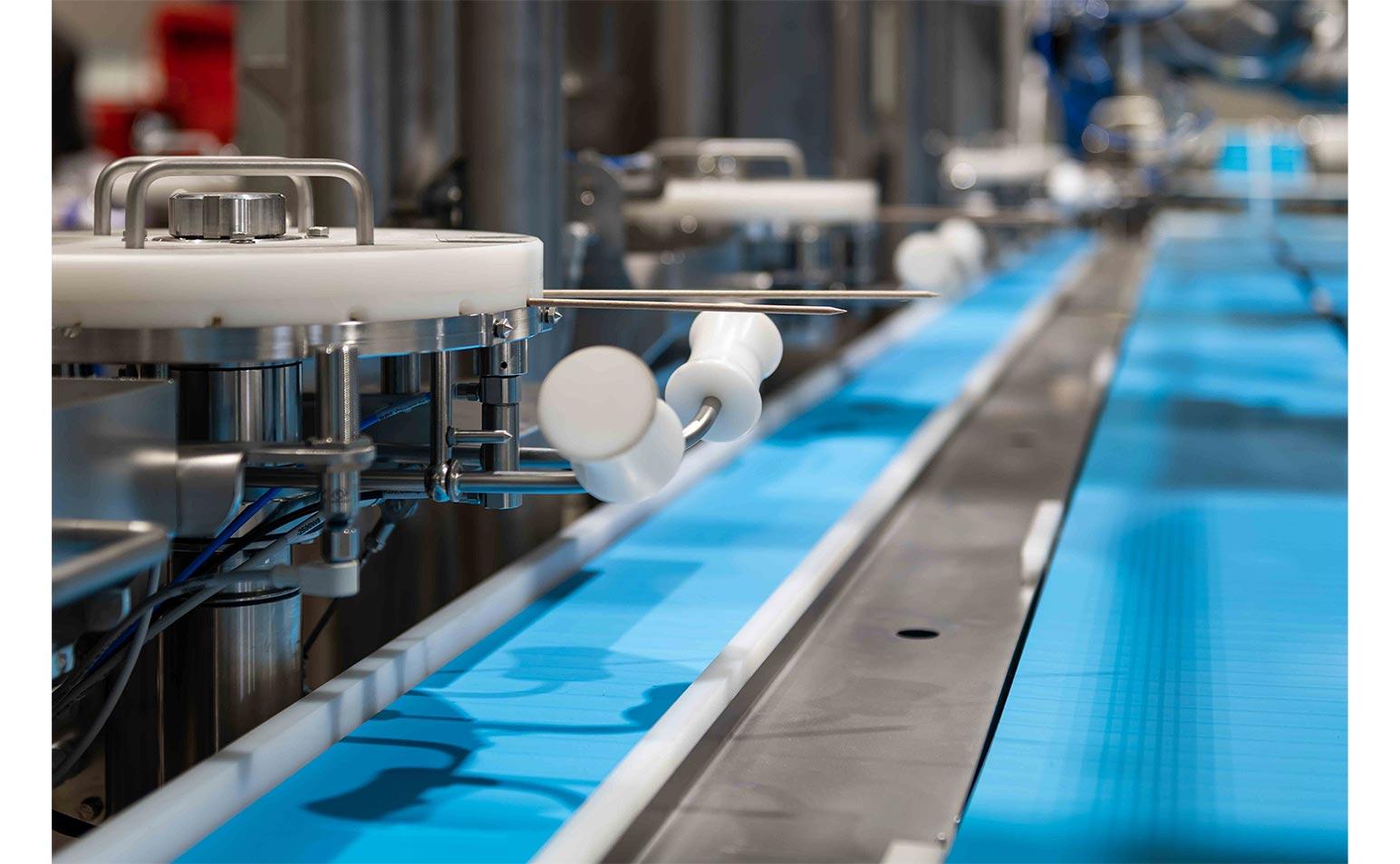 2018 doorontwikkeling robotisatie P&S 2