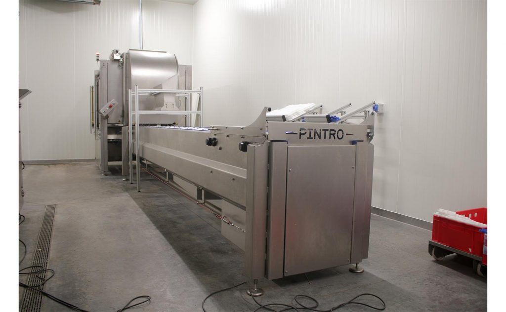 2020 cleanroom - testruimte