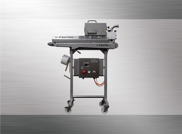 MBF 50-C gehaktballen machine PINTROmet inox