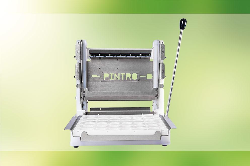 PINTRO p480 manuele brochettemachine