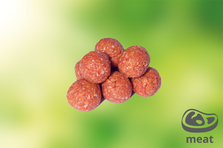 PINTRO balletjesvormer vleesbal