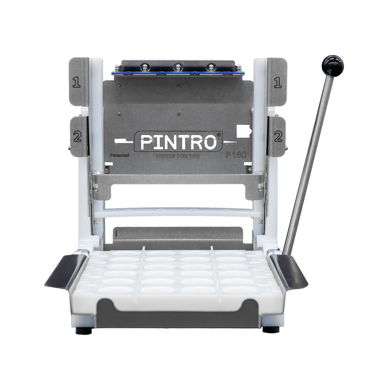PINTRO P160 manual skewering machine