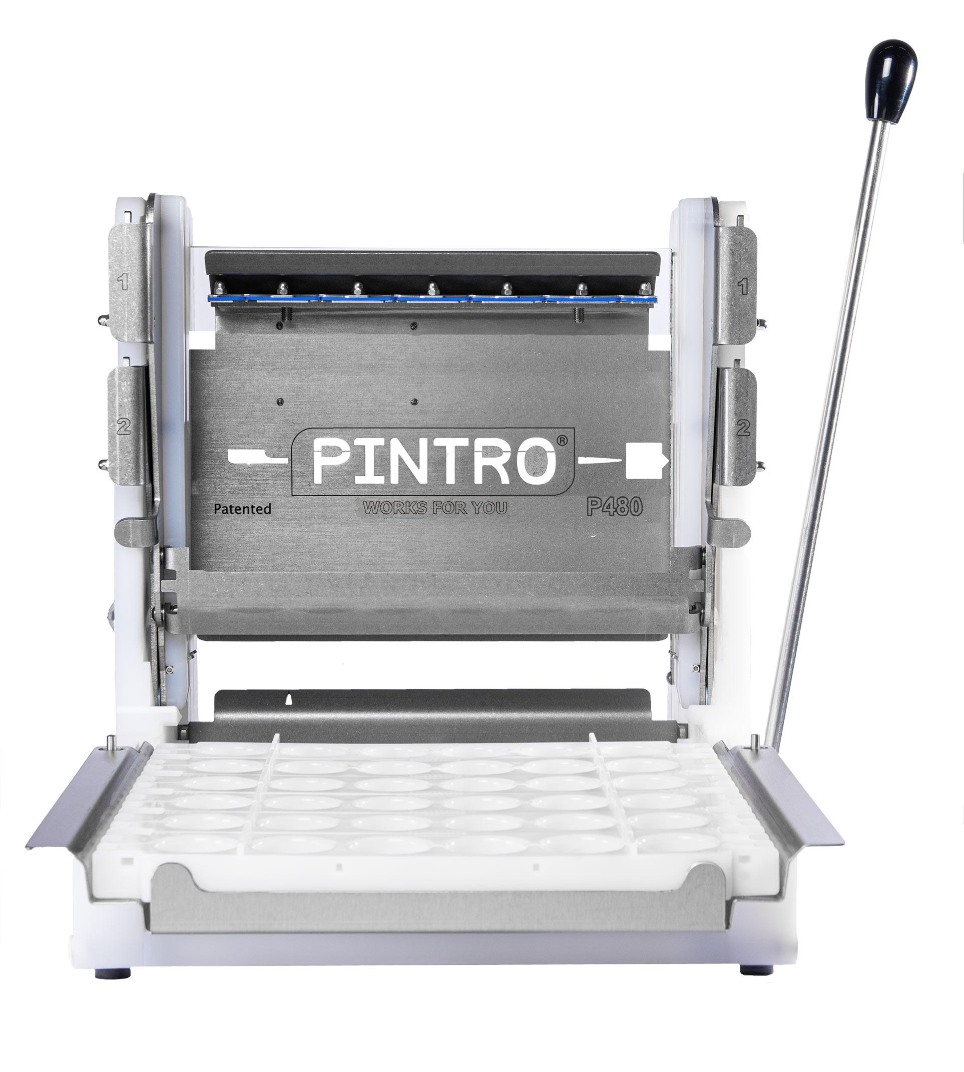 PINTRO P480 appareil à brochettes manuelle