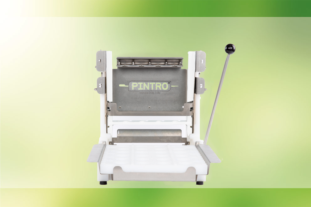 PINTRO P160 manuele brochettemachine